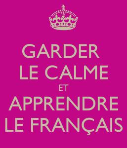 garder-le-calme-et-apprendre-le-francais
